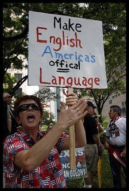 Make English America's Offical Language